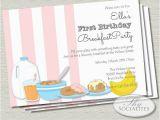 Breakfast Birthday Party Invitations 13 Corporate Breakfast Invitations Jpg Vector Eps Ai