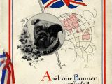British Birthday Cards Historic Greetings Cards Give A Glimpse Of Life On the Wwi