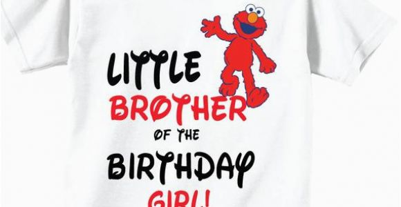 Brother Of the Birthday Girl Shirt Little Brother Of the Birthday Girl Shirts and Tshirts