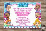 Bubble Guppie Birthday Invitations Bubble Guppies Birthday Invitation Bubble Guppies Birthday