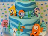 Bubble Guppies Birthday Cake Decorations Bubble Guppies Birthday Cake Cake by Cece Cakesdecor