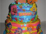 Bubble Guppies Birthday Cake Decorations Bubble Guppies Birthday Cake Ideas and Inspiration