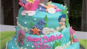 Bubble Guppies Birthday Cake Decorations Bubble Guppies Birthday Cake Ideas and Inspiration