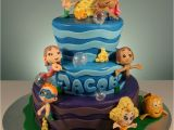 Bubble Guppies Birthday Cake Decorations Bubble Guppies Cake Cakecentral Com
