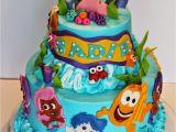 Bubble Guppies Birthday Cake Decorations Bubble Guppies Cake