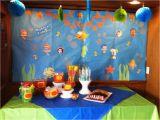 Bubble Guppies Birthday Decoration Ideas Bubble Guppies Birthday Decor Ideas Harper Noel Homes