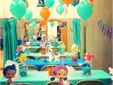 Bubble Guppies Birthday Decoration Ideas Bubble Guppies Party Decorations Bubble Guppies and the