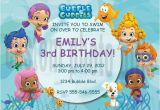 Bubble Guppies Birthday Invitations Template Bubble Guppies Birthday Invitation Template Free