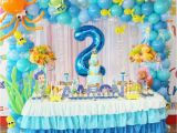 Bubble Guppies Decorations for Birthday Party Bubble Guppies Birthday Party Ideas Photo 9 Of 34