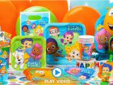 Bubble Guppies Decorations for Birthday Party Bubble Guppies Party Supplies Bubble Guppies Birthday
