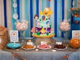 Bubble Guppies Decorations for Birthday Party Under the Sea Birthday Quot Bubble Guppies 4th Birthday