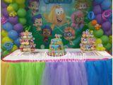 Bubble Guppy Birthday Decorations 1st Birthday Birthday Quot Allison 39 S Bubble Guppies Birthday