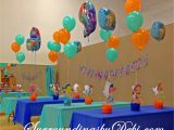 Bubble Guppy Birthday Decorations Bubble Guppies Ariel Birthday Party Lets Celebrate