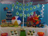 Bubble Guppy Birthday Decorations Bubble Guppies Beach Day Birthday Quot Ariel 39 S Beach Day