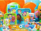 Bubble Guppy Birthday Decorations Bubble Guppies Party Supplies Bubble Guppies Birthday