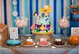 Bubble Guppy Birthday Decorations Under the Sea Birthday Quot Bubble Guppies 4th Birthday