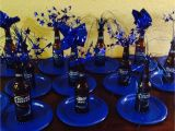 Bud Light Birthday Party Decorations Adult Party Centerpiece with Budlight Beer Bottle Party