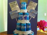 Bud Light Birthday Party Decorations Bud Light Beer Cake Michaels 40th Bday Pinterest