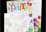Bulk Birthday Invitations wholesale Party Invitations Harrisons Direct