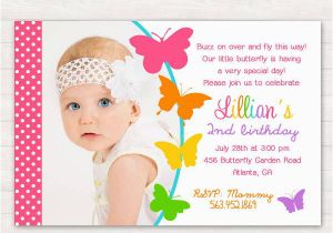 Butterfly Birthday Invitation Wording 8 Invitations Free Printable Psd Ai Eps