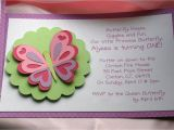 Butterfly themed Birthday Invitations butterfly themed Birthday Party Invitations Best Party Ideas
