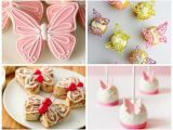 Butterfly themed Birthday Party Decorations butterfly Food Ideas