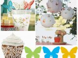Butterfly themed Birthday Party Decorations butterfly Party Decorations Party Favors Ideas