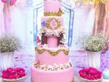 Butterfly themed Birthday Party Decorations Kara 39 S Party Ideas Pink butterfly Garden Birthday Party