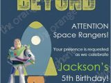 Buzz Lightyear Birthday Invitations 105 Best Images About Buzz Zurg Party On Pinterest toy