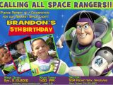 Buzz Lightyear Birthday Invitations Buzz Lightyear Birthday Invitations Ideas Bagvania Free