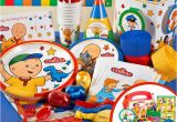 Caillou Birthday Decorations Caillou Birthday Decorations Cake Ideas and Designs