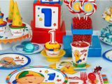 Caillou Birthday Party Decorations Caillou 1st Birthday Party Supplies Kids Party Supplies