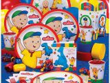 Caillou Birthday Party Decorations Caillou Party Supplies Jackson 39 S Caillou Party Ideas