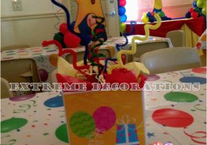 Caillou Birthday Party Decorations Caillou 1st Birthday