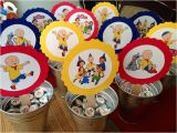 Caillou Party Decorations Birthday Caillou Birthdays and Centerpieces On Pinterest