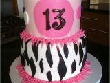 Cake 13th Birthday Girl 191 Best 13th Birthday Party Images On Pinterest 13th