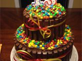 Cake 13th Birthday Girl Decided to Try This for My sons 13 Th Bday What Fun This