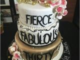 Cake Decorating Ideas for 30th Birthday 25 Best Ideas About 30th Birthday Cakes On Pinterest 30