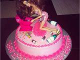 Cake Ideas for 21st Birthday Girl Drunk Barbie 21st Birthday Cake Bettierockercakes
