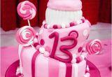 Cakes for 13th Birthday Girl 13th Birthday Cake Party Fun Pinterest 13th Birthday