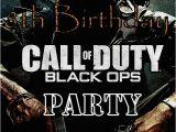 Call Of Duty Birthday Invitations Call Of Duty Birthday Invitation for Mason Birthday