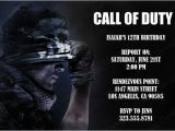 Call Of Duty Birthday Invitations Call Of Duty Birthday Party theme Ideas Supplies
