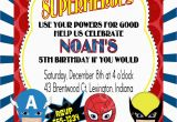 Calling All Superheroes Birthday Invitation Calling All Superheroes Birthday Party Invitation Boy or