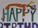 Calvin and Hobbes Happy Birthday Quotes Calvin and Hobbes Birthday by Shadowedshards On Deviantart