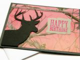 Camo Birthday Cards Birthday Cards Happy Birthday Card Camouflage Cards Pink