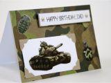 Camo Birthday Cards Camo Happy Birthday Card Happy Birthday by Catiegracecreations