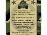 Camo Birthday Invites Camo Birthday Invitations Ideas Bagvania Free Printable
