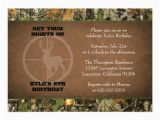 Camo Birthday Invites Personalized Camo Invitations Custominvitations4u Com