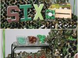 Camo Birthday Party Decorations Camouflage Party Ideas Hunting Birthday Party