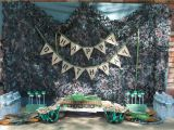 Camo Birthday Party Decorations Fanciful Fawn My First Post and An Army Camouflage Party